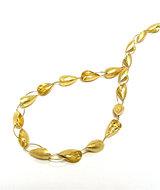 Kauriecollier-goud